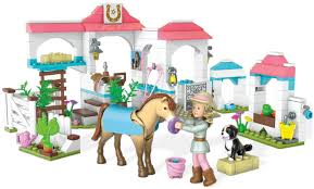 Amazon.com: Mega Bloks American Girl Nicki's Horse Stables ... The 7 Reasons Why You Need Fniture For Your Barbie Dolls Toy Sleich Barn With Animals And Accsories Toysrus Breyer Classics Country Stable Wash Stall Walmartcom Wooden Created By My Brother More Barns Can Be Cound On Box Woodworking Plans Free Download Wistful29gsg Paint Create Dream Classic Horses Hilltop How To Make Horse Dividers For A Home Design Endearing Play Barns Kids Y Set Sets This Is Such Nice Barn Its Large Could Probally Fit Two 18 Best School Projects Images Pinterest Stables Richards Garden Center City Nursery