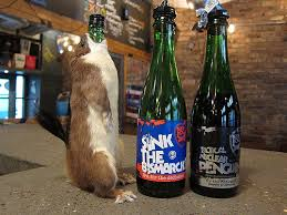 brewdog creates the world most expensive beer stuffed inside a