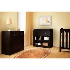 South Shore Libra 3 Drawer Dresser by South Shore Libra 4 Drawer Pure Black Chest 3070034 The Home Depot