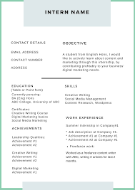 How To Write An Irresistible Intern Resume: Complete Guide ... Eeering Resume Template New Human Rources Intern Examples For An Internship Position How To Write A Mechanical Objective Student Sample Monstercom 31161 Drosophilaspeciation Engineer Mechanicalgeering Summer Marketing Beautiful 77 Accounting For College Students Guide 20 Resume Sample Help Open Doors Your Inspiration Free 70 Psychology Auto Album Fo Medical Assistant Create