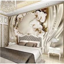 beibehang benutzerdefinierte wand papier diamant romantik luxus wand abdeckt schlafzimmer wandbild hintergrund 3d bodenbelag tapete für wände 3 d