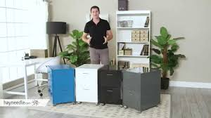 Lorell File Cabinet 3 Drawer by Maxwell Metal Filing Cabinet Product Review Video Youtube
