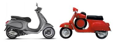 A Brilliant Engine In Smaller And Lighter Body Than The More Traditional Vespas So