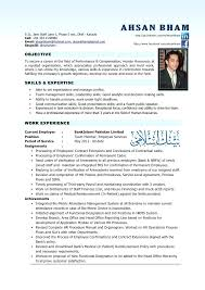 Excellent Professional Resume Samples Building A Good Resumes With