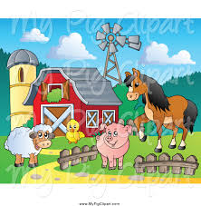 Swine Clipart Of A Happy Sheep Chicken Pig And Horse By A Red Barn ... Red Barn Clip Art At Clipart Library Vector Clip Art Online Farm Hawaii Dermatology Clipart Best Chinacps Top 75 Free Image 227501 Illustration By Visekart Avenue Of A Wooden With Hay Bnp Design Studio 1696 Fall Festival Apple Digital Tractor Library Simple Doors Cartoon For You Royalty Cliparts Vectors
