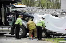 100 Truck Driving Schools In Ct Danbury Driver Killed In Bethel Crash NewsTimes
