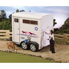 Breyer 2615 2 Horse Trailer Horse Box — Farm Toys Online John Deere Toys Monster Treads Pickup Hauler With Horse Trailer At Breyer Stablemates Animal Rescue Truck The Play Room 5356 Pickup And Gooseneck Ebay Giddy Up Go 701736 Dually Identify Your Accsories 132 Model By Loading Mini Whinnies Horses In Ves Car Drama At Show