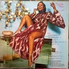 Vinyl Album Sylvia Pillow Talk Vibration USA