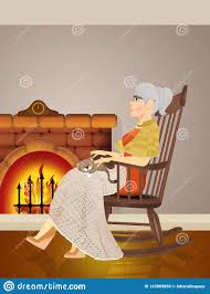 Grandmother Sitting On The Rocking Chair In Front Of The ... Happy Calm African Girl Resting Dreaming Sit In Comfortable Rocking Senior Man Sitting Chair Homely Wooden Cartoon Fniture John F Kennedy Sitting In Rocking Chair Salt And Pepper Woman Sitting Rocking Chair Reading Book Stock Photo Grandmother Her Grandchildren Pensive Lady Image Free Trial Bigstock Photos Hattie Fels Owen A Wicker Emmet Pregnant Young Using Mobile Library Of Rocker Free Stock Png Files