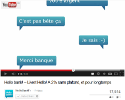 plafond livret bnp hello bank gives social customer care center stage in tv