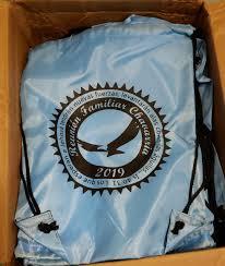 Custom Polyester Drawstring Bags -14