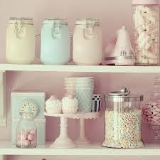Vintage Pastel Candy Shop Mais