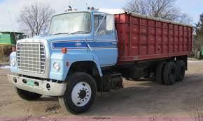 1981 Ford LNT8000 Tandem Grain Truck | Item 3353 | SOLD! Feb...