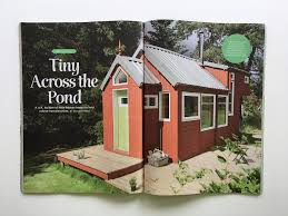 100 Magazine Houses Tiny Homes New News Stand Title USA Features NestHouse