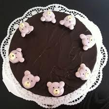 pâtisserie nadine milchmädchen kuchen mit bärchen macarons