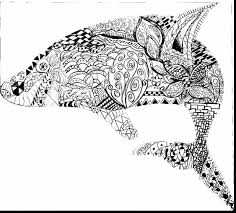 Remarkable Design Pattern Coloring Pages Animals With Designs And To Print