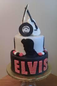 Elvis Presley Birthday Cake Designs