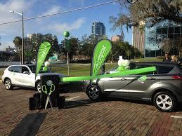 100 Zipcar Truck City Of Orlando Launches Partnership With Hourly Carsharing Program