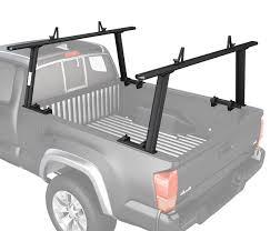 100 Racks For Trucks Adjustable Aluminum Pickup Truck Utility Ladder FitToyota