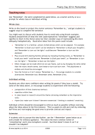 Halloween Acrostic Poems That Rhyme by Ks3 Writing Poetry Teachit English