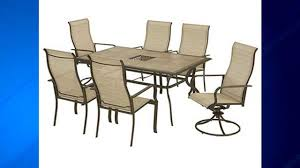 Slingback Patio Chairs Home Depot by Clearance Patio Furniture At Home Depot Home Outdoor Decoration