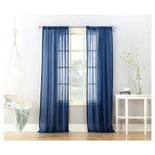 sheer blue curtains teawing co