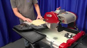 Mk 170 Wet Saw Instruction Manual by Mk Diamond Tx 4 Features And Demo Youtube