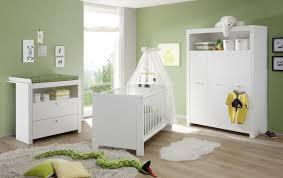 chambre bébé blanc chambre bébé blanc sb meubles discount