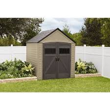 Rubbermaid 7x7 Gable Storage Shed by 10 Beste Ideeën Over Rubbermaid Storage Shed Op Pinterest