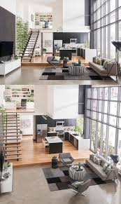 100 Interior Loft Design Open Floor Plan With Living Room Kitchen And Stairs Living