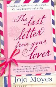 The last letter from your lover von Jojo Moyes Taschenbuch 978 0