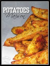 maison au four potatoes maison ou pommes de terre rôties au four fait maison