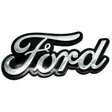 100 Ford Truck Logo Amazoncom 9114 Classic 3D Emblem Chrome Injection Molded