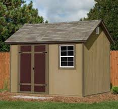shop heartland stratford saltbox engineered wood storage shed