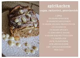 schneller apfelkuchen vegan und ohne zucker lauralamode