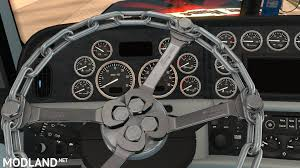 HARVEN'S CHAIN STEERING WHEEL V1.0 Mod For ETS 2 Oem Bc3z3600ba Charcoal Vinyl Steering Wheel For Ford Super Duty Dennis Carpenter Restoration Parts Zone Tech Premium Quality Ultra Comfortable Heated Car Volvo Truck Pictures This Is A Photo 58873255 Autotivecom United Pacific Industries Commercial Truck Division Fichevrolet Ww Ii Fire Truck Eagle Field Two Steering Wheeljpg Amazoncom 14 Billet Black Alinum W Real Pine Mo Protipo 350mm House Of Urban By Creations Inc Highway Series Leather Grip 1951 Chevrolet Pickup Photos Gtcarlotcom Images Stock Royalty Free