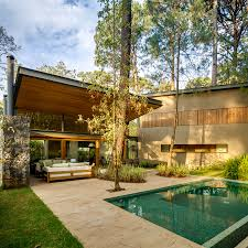 100 House In Nature Nestled In S Lap Five S Marries Luxury With