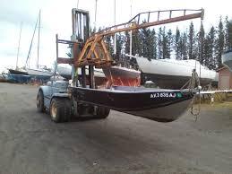 Kachemak Gear Shed Shipping by Homer Boat Yard
