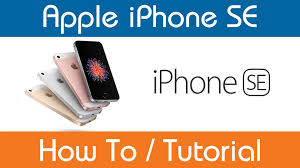 How To Send A Text Message iPhone SE