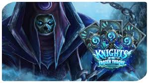 Alarm O Bot Deck Lich King by Get Destroyed Hearthstone Knights Of The Frozen Throne Lady