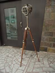 Curved Floor Lamp Next by Decor Awesome Tripod Lamp For Interior Lighting Ideas