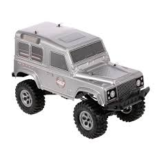100 Rgt RGT 110 RC Car 24GHz 4WD Waterproof High Performance Realistic Rock Cruiser RC4 Car Offroad Crawler Toys For Children RTC