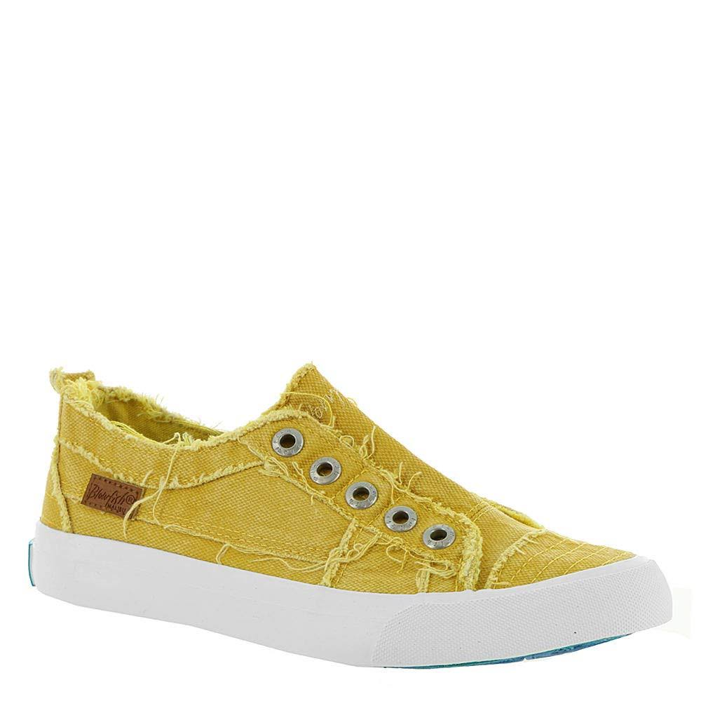 Blowfish Women's Play Sneaker - Mustard - Orange - 8 - M