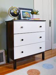 Ikea Trysil Chest Of Drawers by Trysil Chest Of 3 Drawers Whitelight Gray Modern Dressers In White