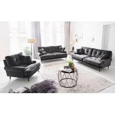 3 tlg couchgarnitur tomlin