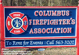 100 Truck Rental Columbus Ga Fire Dept S GA FL AL Rescue Station Firemen Volunteer