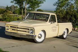 Secret Recipe For One Sweet 1968 Chevy C10 - Hot Rod Network
