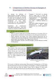 chambre de commerce espagnole en le marché aéronautique en espagne 2014