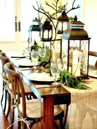 Living Room Table Centerpieces Dining Vases Design