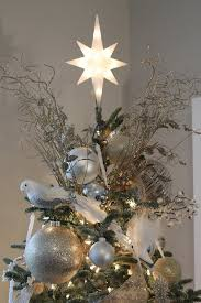 Most Of The Ornaments On This Tree I Chose Simply To Go Along With My Winter Wonderland Theme